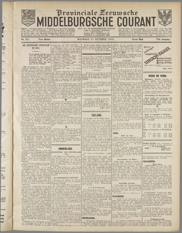 Middelburgsche Courant 1932-10-31
