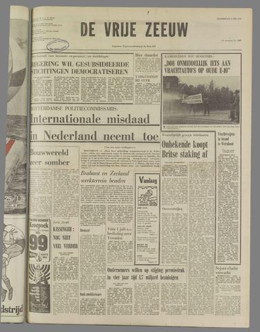 de Vrije Zeeuw 1974-05-09