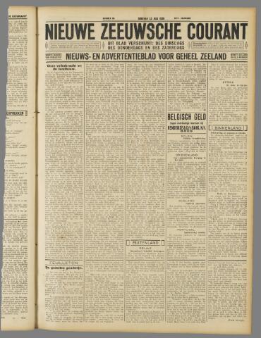 Nieuwe Zeeuwsche Courant 1930-07-22