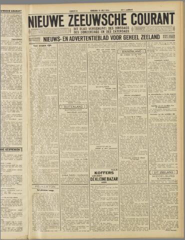 Nieuwe Zeeuwsche Courant 1934-07-10