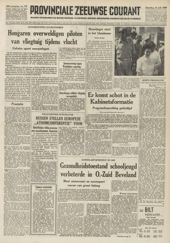 Provinciale Zeeuwse Courant 1956-07-14
