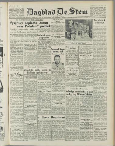 de Stem 1949-05-25