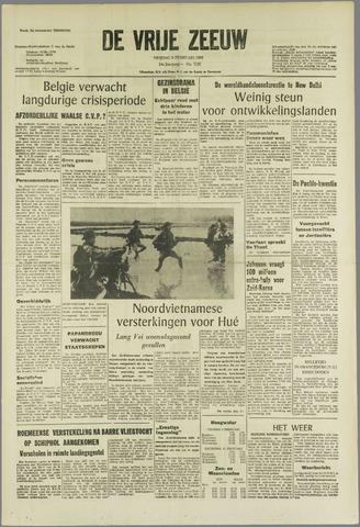 de Vrije Zeeuw 1968-02-09