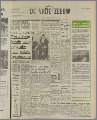 de Vrije Zeeuw 1975-09-26