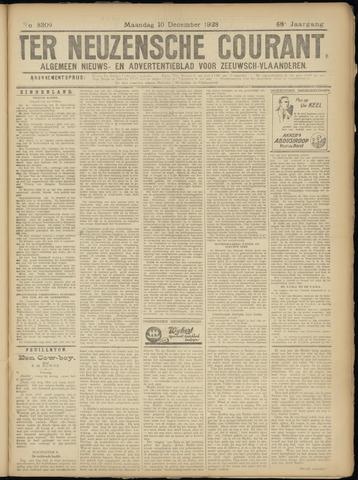 Ter Neuzensche Courant. Algemeen Nieuws- en Advertentieblad voor Zeeuwsch-Vlaanderen / Neuzensche Courant ... (idem) / (Algemeen) nieuws en advertentieblad voor Zeeuwsch-Vlaanderen 1928-12-10