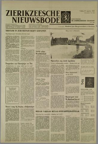 Zierikzeesche Nieuwsbode 1963-08-23
