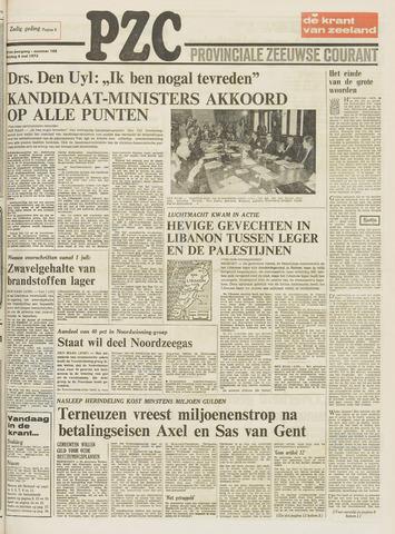 Provinciale Zeeuwse Courant 1973-05-04