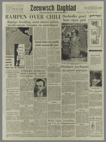 Zeeuwsch Dagblad 1960-05-24