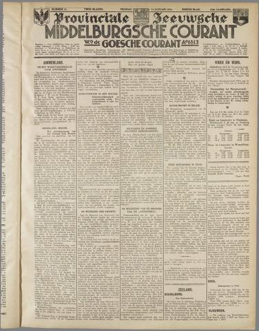 Middelburgsche Courant 1933-01-13