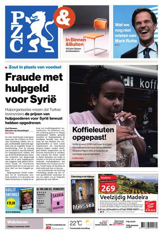 Provinciale Zeeuwse Courant 2016-09-02