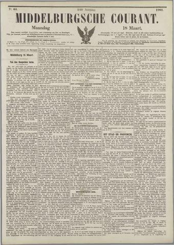 Middelburgsche Courant 1901-03-18