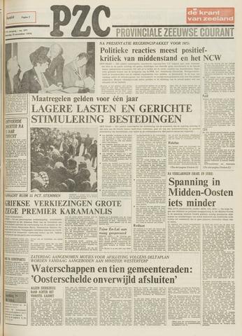 Provinciale Zeeuwse Courant 1974-11-18
