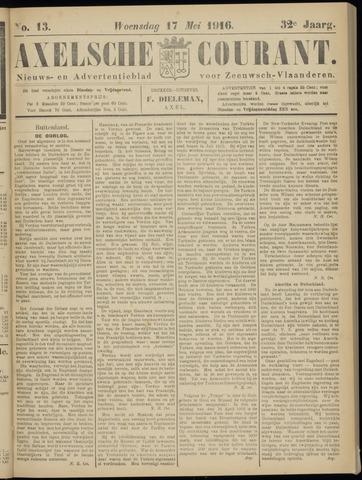 Axelsche Courant 1916-05-17