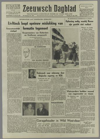 Zeeuwsch Dagblad 1956-08-21