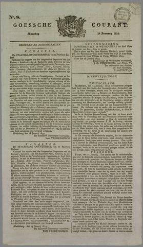 Goessche Courant 1833-01-28
