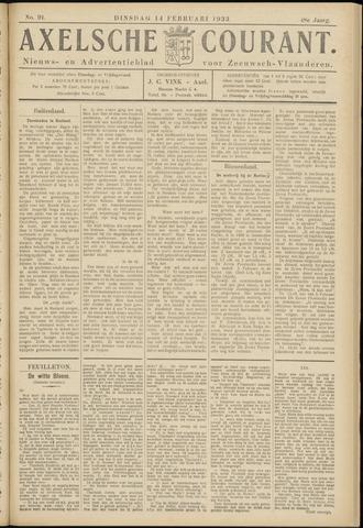 Axelsche Courant 1933-02-14