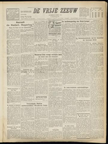 de Vrije Zeeuw 1949-04-09