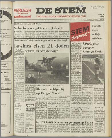 de Stem 1974-12-23
