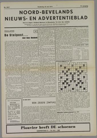 Noord-Bevelands Nieuws- en advertentieblad 1974-05-30