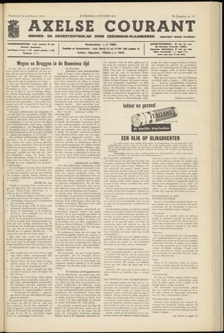 Axelsche Courant 1964