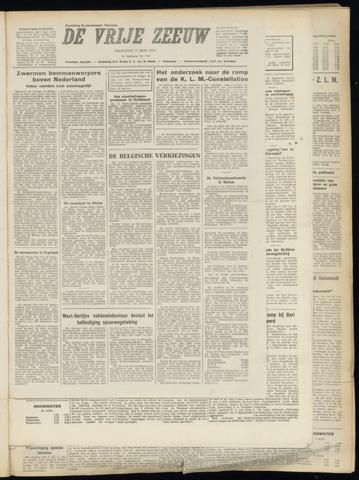 de Vrije Zeeuw 1949-06-27