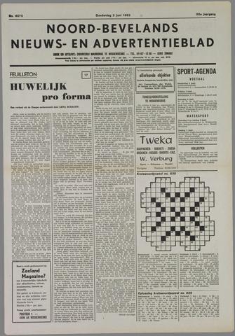 Noord-Bevelands Nieuws- en advertentieblad 1983-06-02