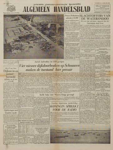 Watersnood documentatie 1953 - kranten 1953-02-05