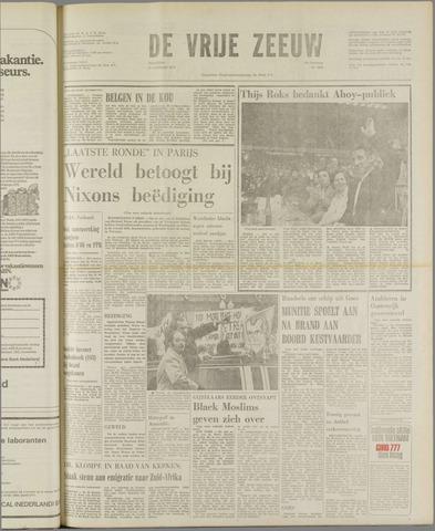 de Vrije Zeeuw 1973-01-22