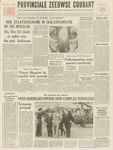Provinciale Zeeuwse Courant 1965-05-25