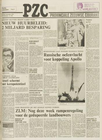 Provinciale Zeeuwse Courant 1974-12-03