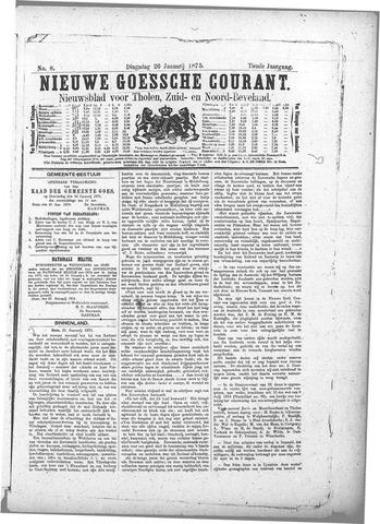 Nieuwe Goessche Courant 1875-01-26