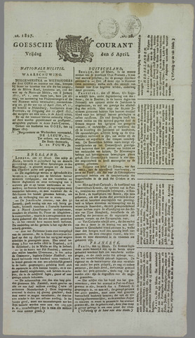 Goessche Courant 1827-04-06