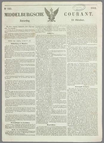 Middelburgsche Courant 1862-10-18