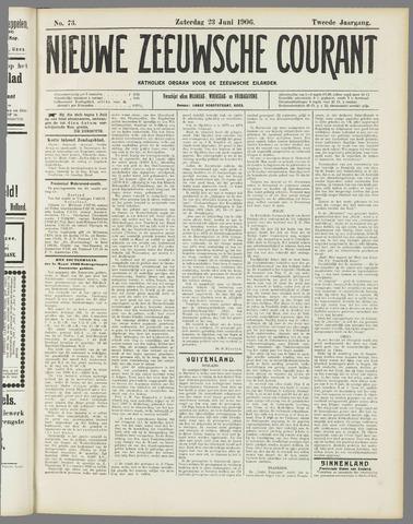 Nieuwe Zeeuwsche Courant 1906-06-23