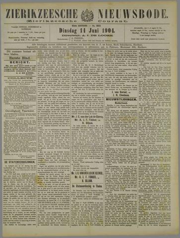 Zierikzeesche Nieuwsbode 1904-06-14