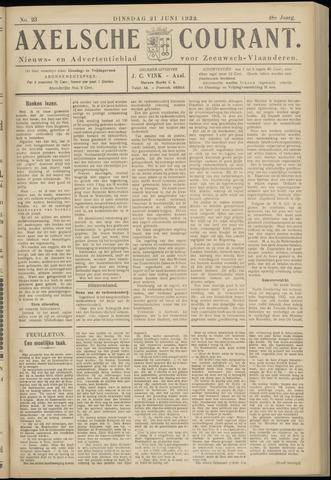 Axelsche Courant 1932-06-21