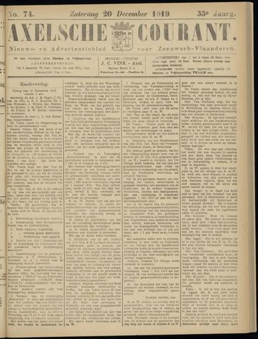 Axelsche Courant 1919-12-20