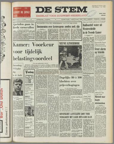 de Stem 1974-02-20