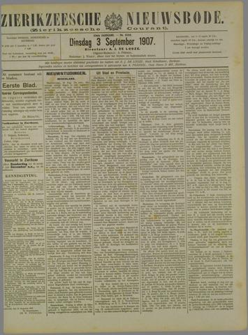 Zierikzeesche Nieuwsbode 1907-09-03