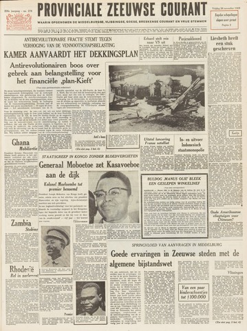 Provinciale Zeeuwse Courant 1965-11-26