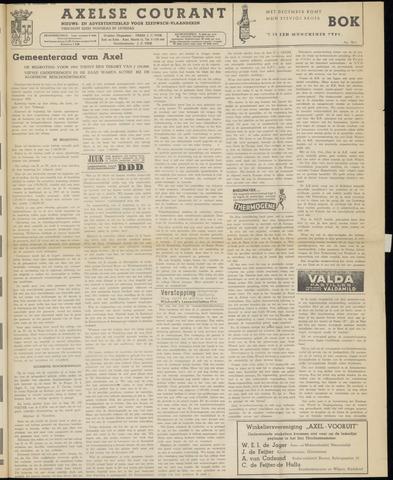 Axelsche Courant 1953-11-28