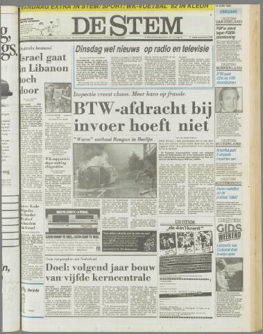 de Stem 1982-06-12