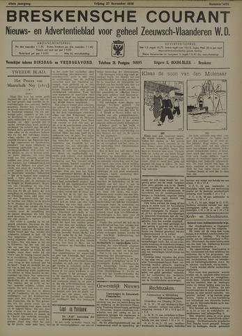 Breskensche Courant 1936-11-27