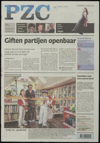 Provinciale Zeeuwse Courant 2014-10-02