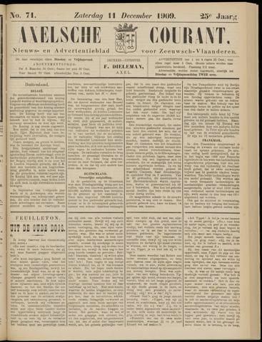 Axelsche Courant 1909-12-11