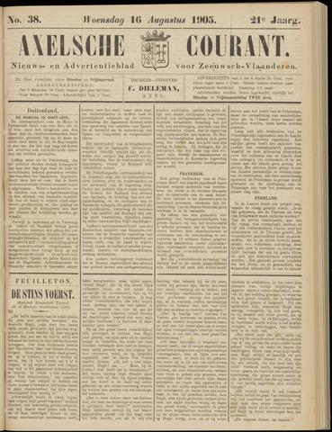 Axelsche Courant 1905-08-16