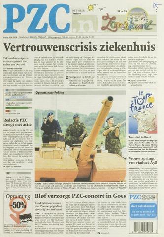 Provinciale Zeeuwse Courant 2008-07-04