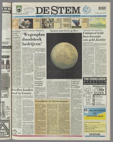de Stem 1996-08-08