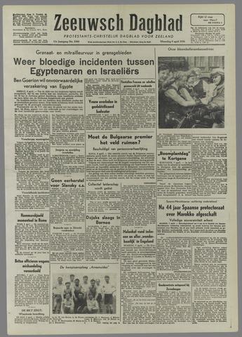 Zeeuwsch Dagblad 1956-04-09