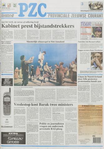 Provinciale Zeeuwse Courant 2000-07-06